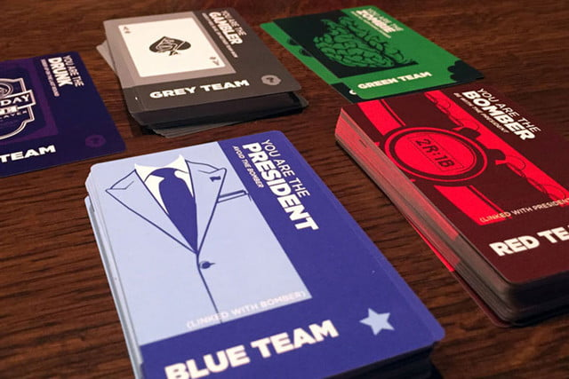 best modern board games two rooms and a boom bg
