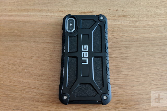 Urban Armor Gear Monarch case for iPhone XS