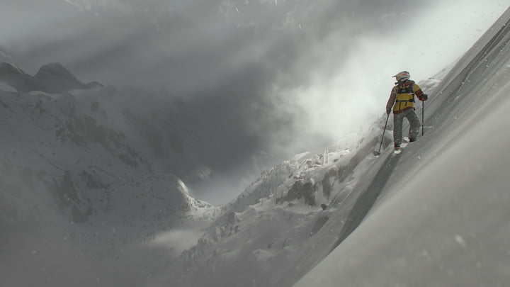 Ubisoft Steep Snowboarding Game
