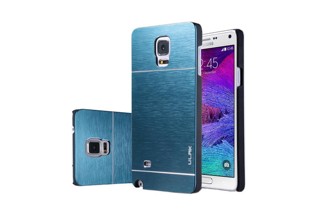 best galaxy note 4 cases ulak brushed case