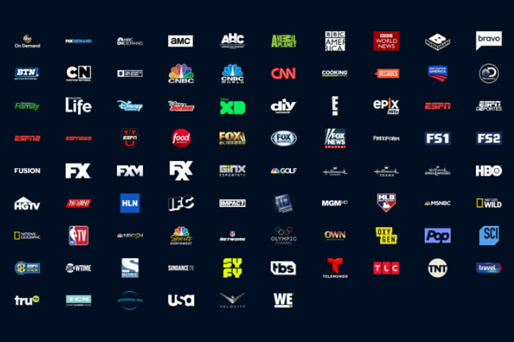 playstation vue channel guide plans features ultra 2018