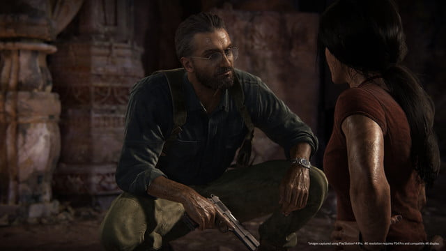 Uncharted: The Lost Legacy villain