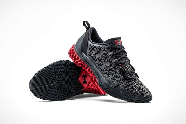 under armor 3d printed shoes armour architect 3