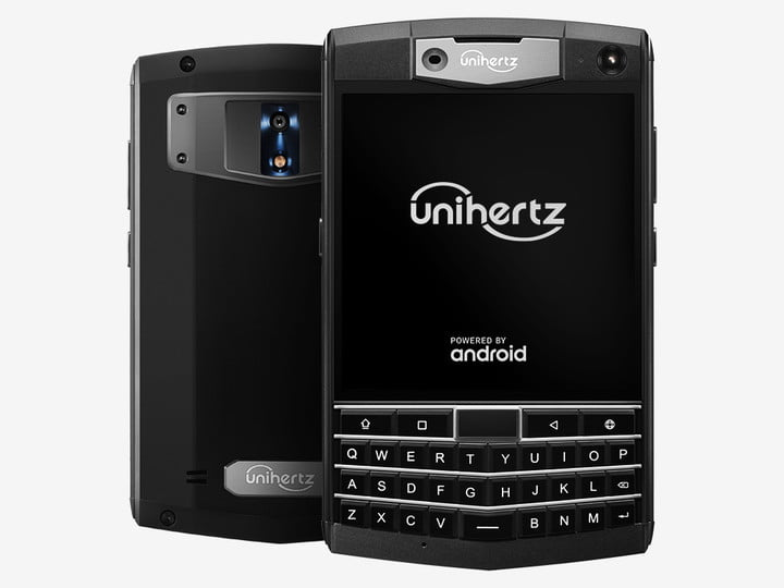 Miss physical keyboards? Unihertz is creating a rugged phone that has one