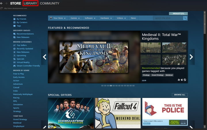 How to Uninstall Steam Games to Save Hard Drive Space | Digital Trends