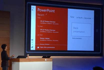 A I  Makes PowerPoint Accessible With Real-Time Closed
