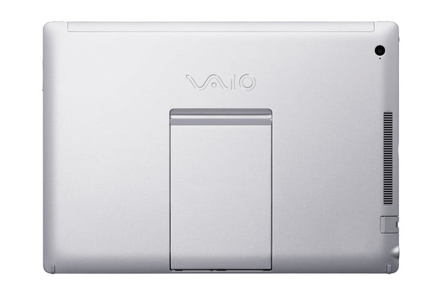 vaio surges back into the party with a unique convertible tablet offering vaiozcanvas 5