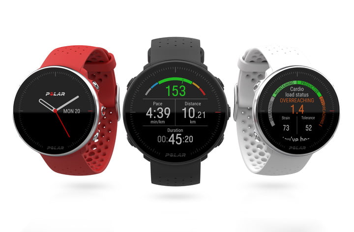 polar releases vantage m and v fitness wearables