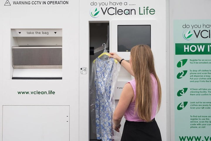 vending machines that do laundry arrive at london subway stations vlcean life