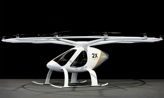 volocopter 2x flying machine  1