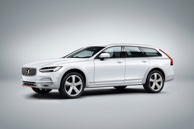 best wagons volvo v90 cross country ocean race
