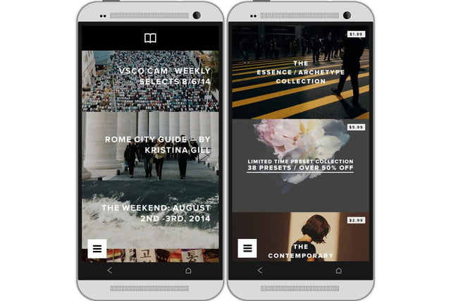 vsco cam photo app android adds discovery feature called grid 4