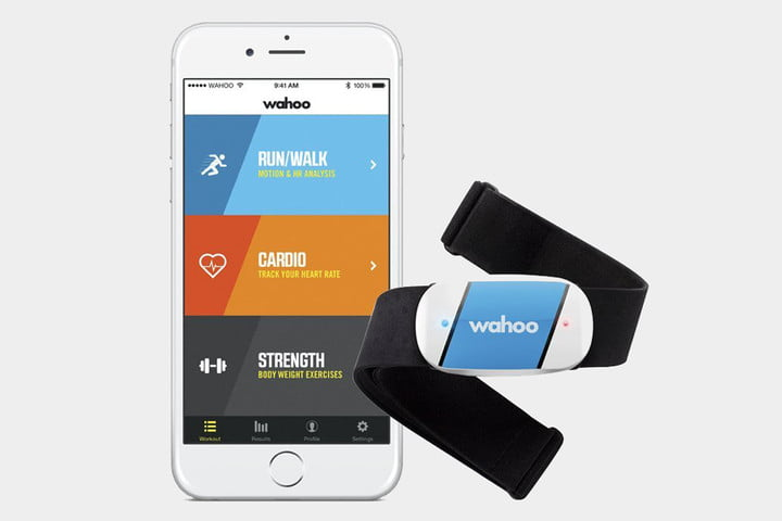 fitbit alternative wahoo tickr