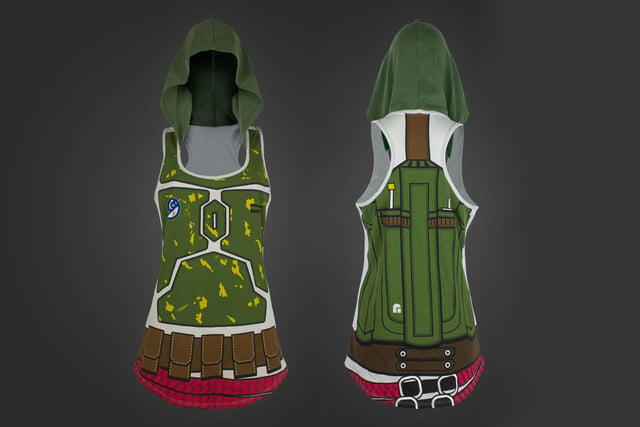 WeLoveFine Hooded I Am Boba Fett Tank Top