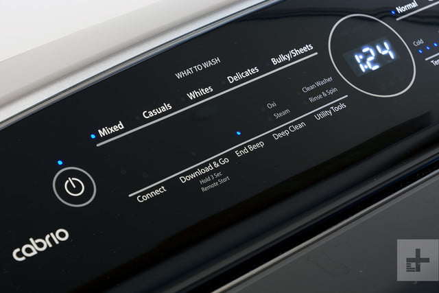 Best Top Loading Washing Machine >> Whirlpool Smart Cabrio WTW8700EC Top‑Loading Washer Review | Digital Trends