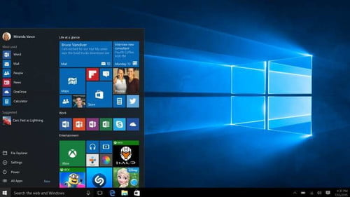 Windows 10 Home vs  Pro vs  S Mode | Comparison | Digital Trends