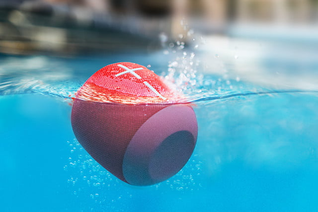 wonderboom portable hands on bluetooth speaker ultimate ears waterproof