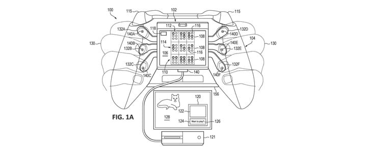 Microsoft could make gaming more accessible with this Xbox controller patent