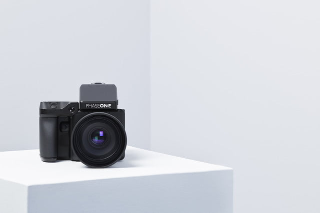phase one infinity xf announced camera system front view