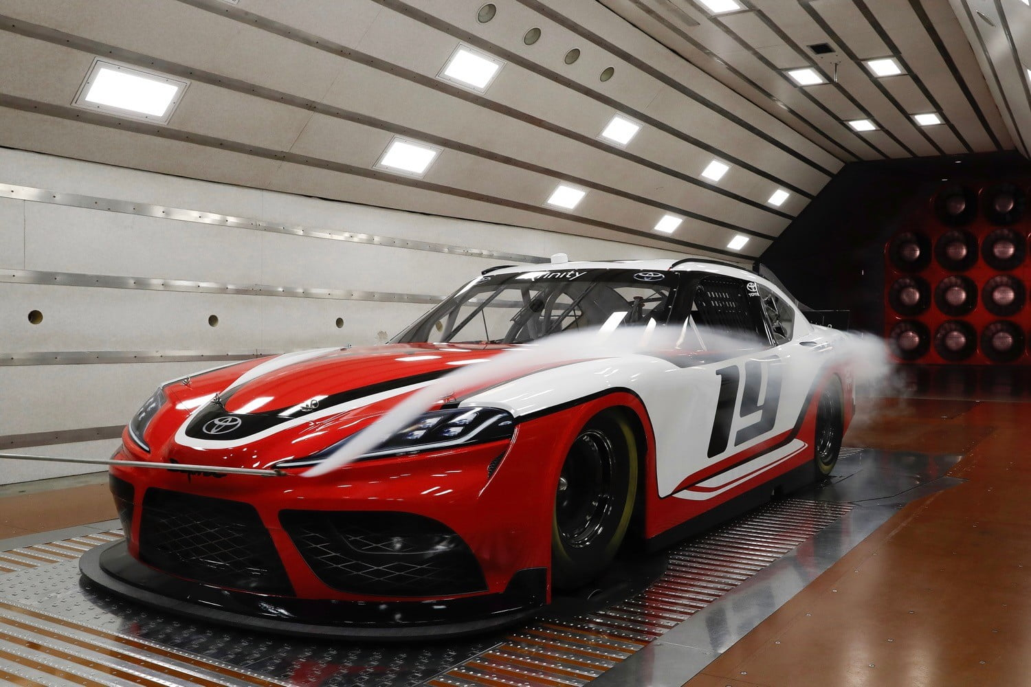 The New Toyota Supra Will Go Racing But Not Where Anyone