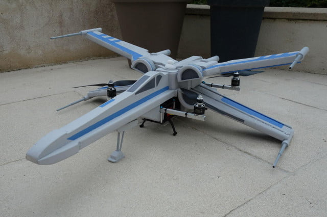 x wing drone star wars xwing1