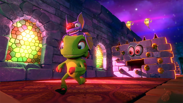 yooka laylee reviewsonly 4thapril4pmbstembargo bossreveal