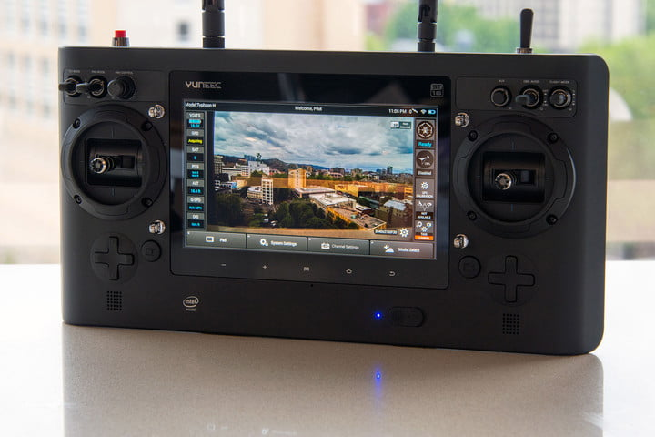 yuneec typhoon h review