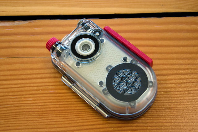 zagg now cam is a pocket camcorder that doubles as mini bluetooth speaker 8618