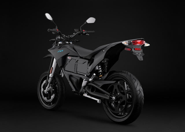 zero motorcycles introduces new models fxs 1
