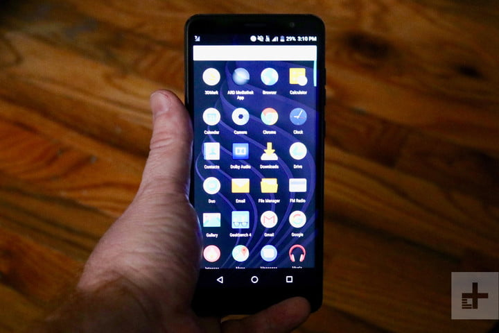 zte blade max view review 7